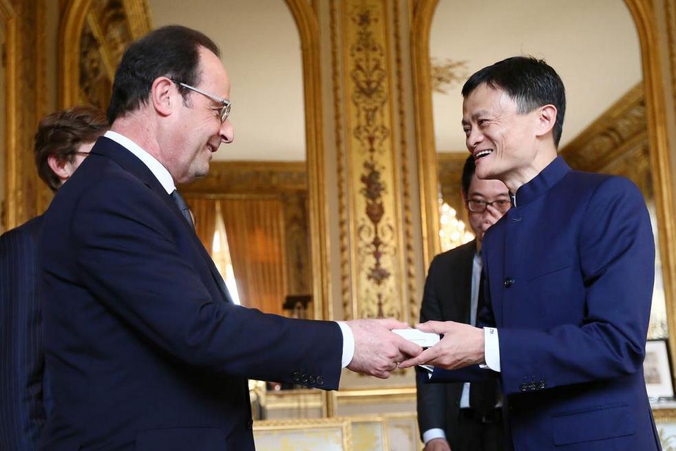 Alibaba ouvre une ambassade à Paris