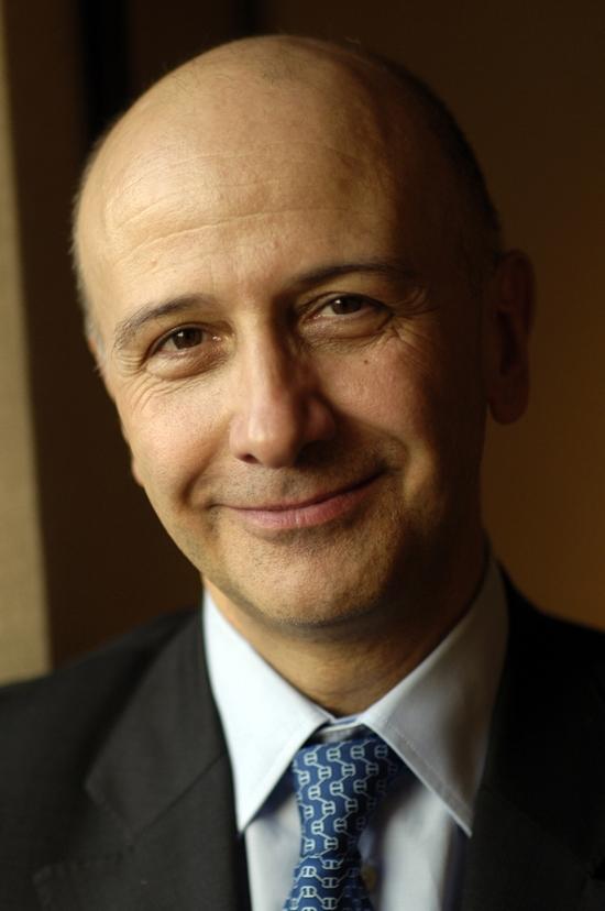 Jean-Louis Bancel est le Président du Crédit Coopératif (DR)
