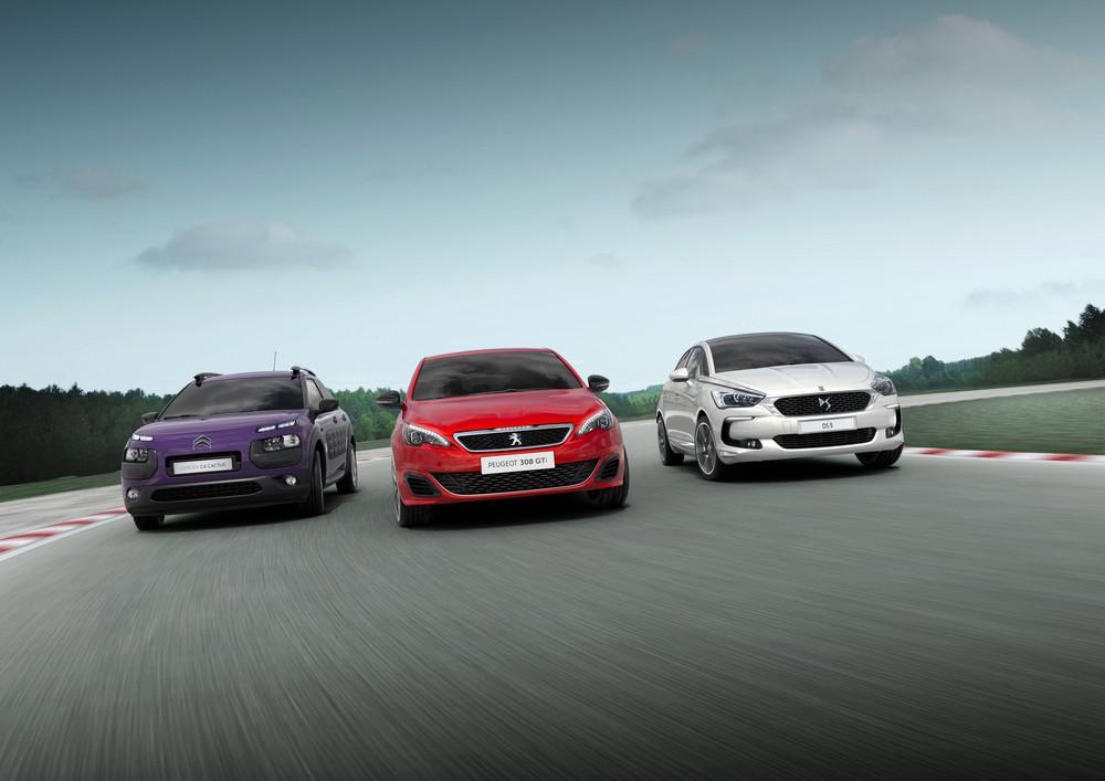 PSA Peugeot Citroën : retour aux bénéfices