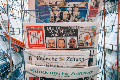 Axel Springer s'attaque aux utilisateurs de bloqueurs de pub