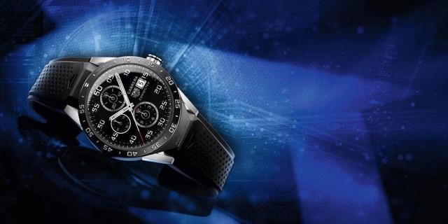Tag Heuer se lance sur le marché de la montre connectée