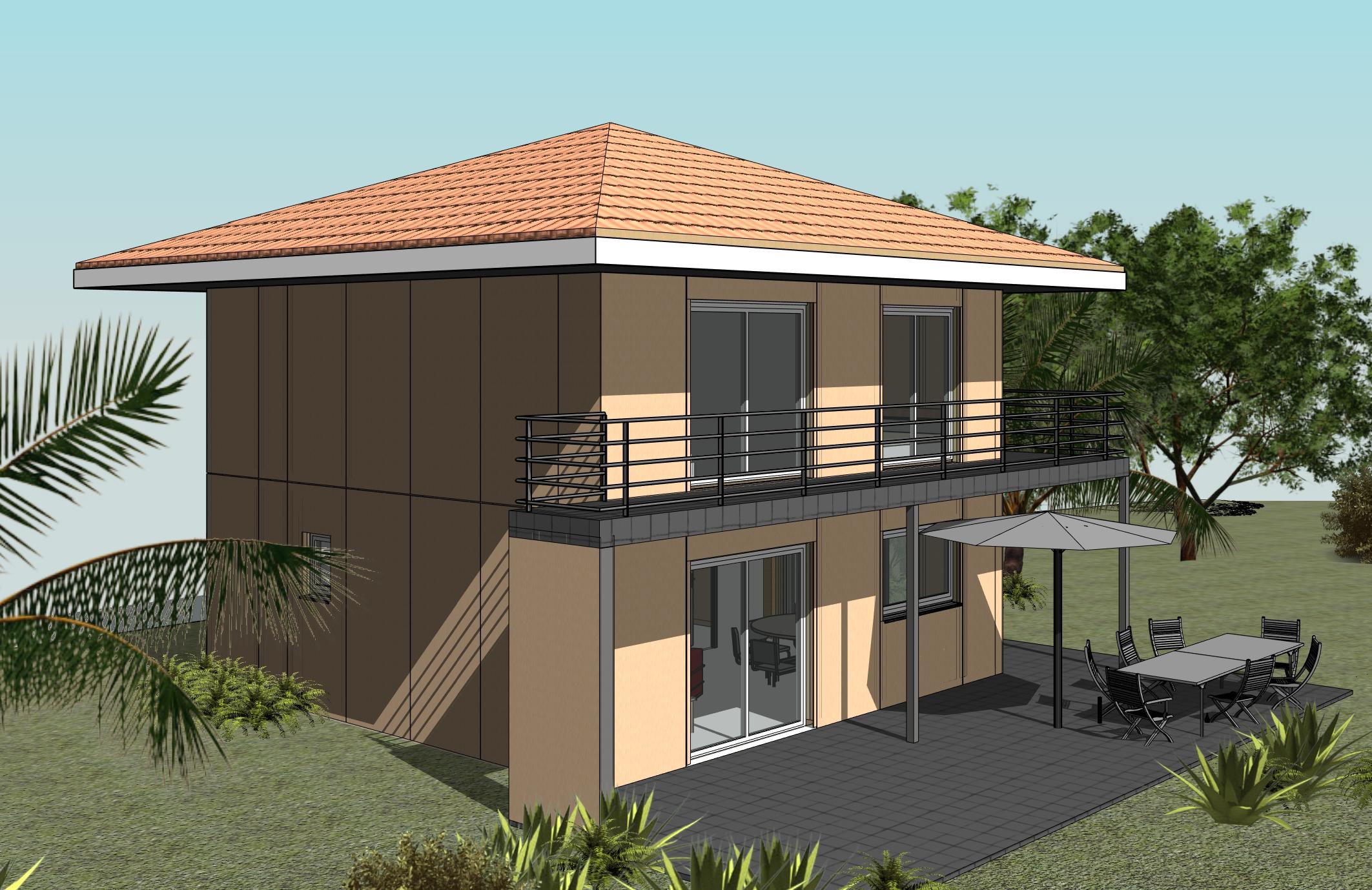 comment logelis exporte une nouvelle vision de l habitat. Black Bedroom Furniture Sets. Home Design Ideas