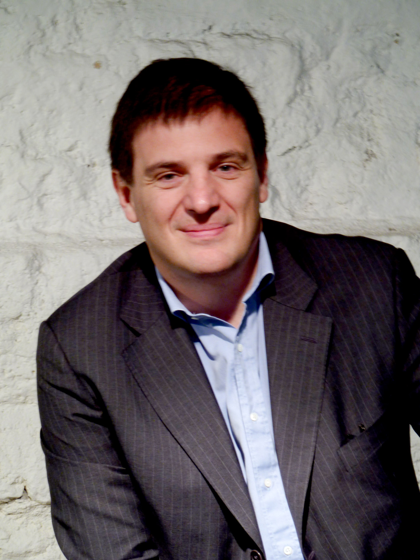 Florian Grill, PDG du groupe CoSpirit MediaTrack