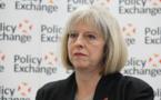 Theresa May agite la menace d'une guerre commerciale