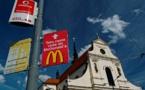 Les poulets traités aux antibiotiques moins servis chez McDonald's