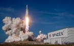 SpaceX réussit le lancement de sa Falcon Heavy