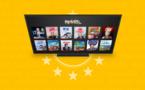 Le service de télévision en ligne Molotov accessible depuis l'Union européenne