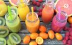 Jus de fruits, jus de légume : trop de sucre, trop de sel