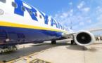 Nouvelles annulations de vols chez Ryanair