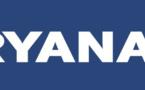 Ryanair : un bénéfice en baisse de 20%
