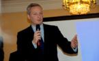 Pour relancer le pays, Bruno Le Maire exhorte à la consommation
