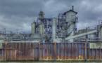 La production industrielle de la France baisse au troisième trimestre