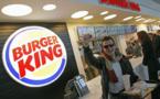Burger King : 400 restaurants en France pour capter 20% du marché du hamburger