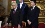 Le nouveau gouvernement italien apprécié par le FMI