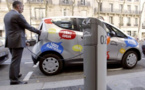 Autolib' va se garer à Londres
