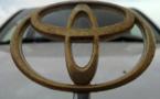 Toyota va payer une amende d'un milliard de dollars aux Etats-Unis