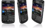 BlackBerry accuse de lourdes pertes