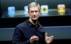 Apple dévoile des résultats record