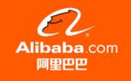 Le géant de l'e-commerce Alibaba en Bourse