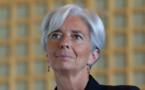 Les craintes de Christine Lagarde pour l'Europe