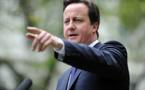 David Cameron veut limiter les aides aux immigrés britanniques