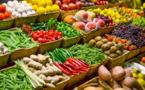 Fruits et légumes : des prix franchement orientés à la baisse