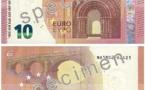 Un nouveau billet de 10 euros plus sécurisé