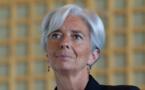 Pour Christine Lagarde le plan les rachats d'actifs ne sont pas suffisants seuls
