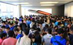 L'iPhone trébuche en Chine