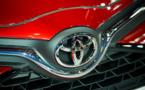 Toyota : rappel de 625000 voitures, dont plus de 20000 en France