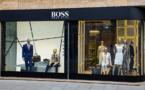 Mauvais résultats pour Hugo Boss, le patron démissionne