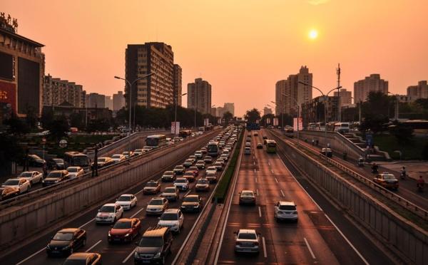 Le marché automobile chinois en berne