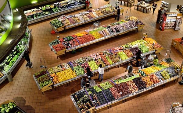 Hausse du prix des fruits et légumes