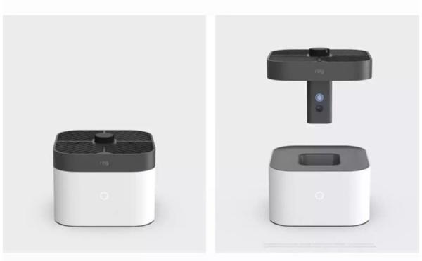 Bientôt un drone de surveillance domestique au beau milieu du salon ?