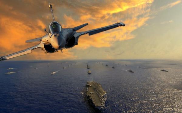 L'Égypte achète 30 Rafale supplémentaires