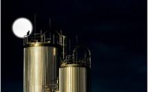 La production industrielle baisse en juin