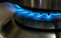 Le prix du gaz en hausse en septembre 2016