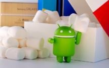 Android domine le marché des smartphones