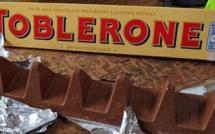 Royaume-Uni : Toblerone diminue le nombre de triangles de sa fameuse barre de chocolat