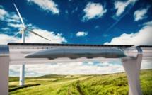 Hyperloop : accord stratégique aux Émirats arabes unis