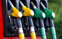Les prix de l'essence à la pompe en augmentation