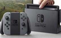 Nintendo mise tout sur la Switch