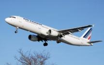 Air France-KLM a progressé en 2016