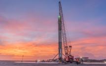 Mission réussie pour SpaceX