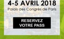 PRODURABLE, 11ème édition, 4 & 5 avril 2018 à PARIS