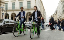À cause du vandalisme, Gobee.bike arrête ses vélos en libre service en France
