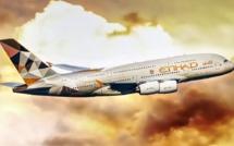 Baisse de commandes de Boeing et d'Airbus chez Etihad Airlines