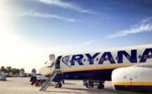 Ryanair : un mouvement de grève des pilotes partout en Europe