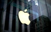 Apple publie un avertissement sur résultats