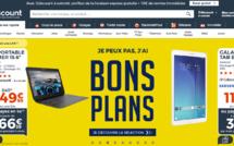 Cdiscount, solide leader du e-commerce français, derrière Amazon